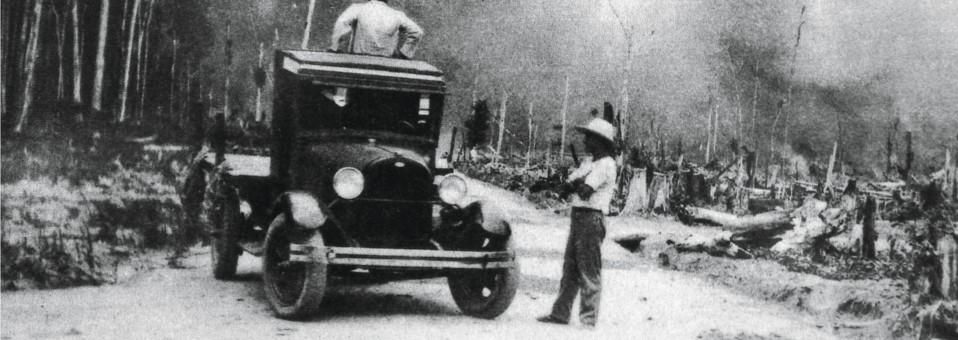O fracasso brasileiro de Henry Ford